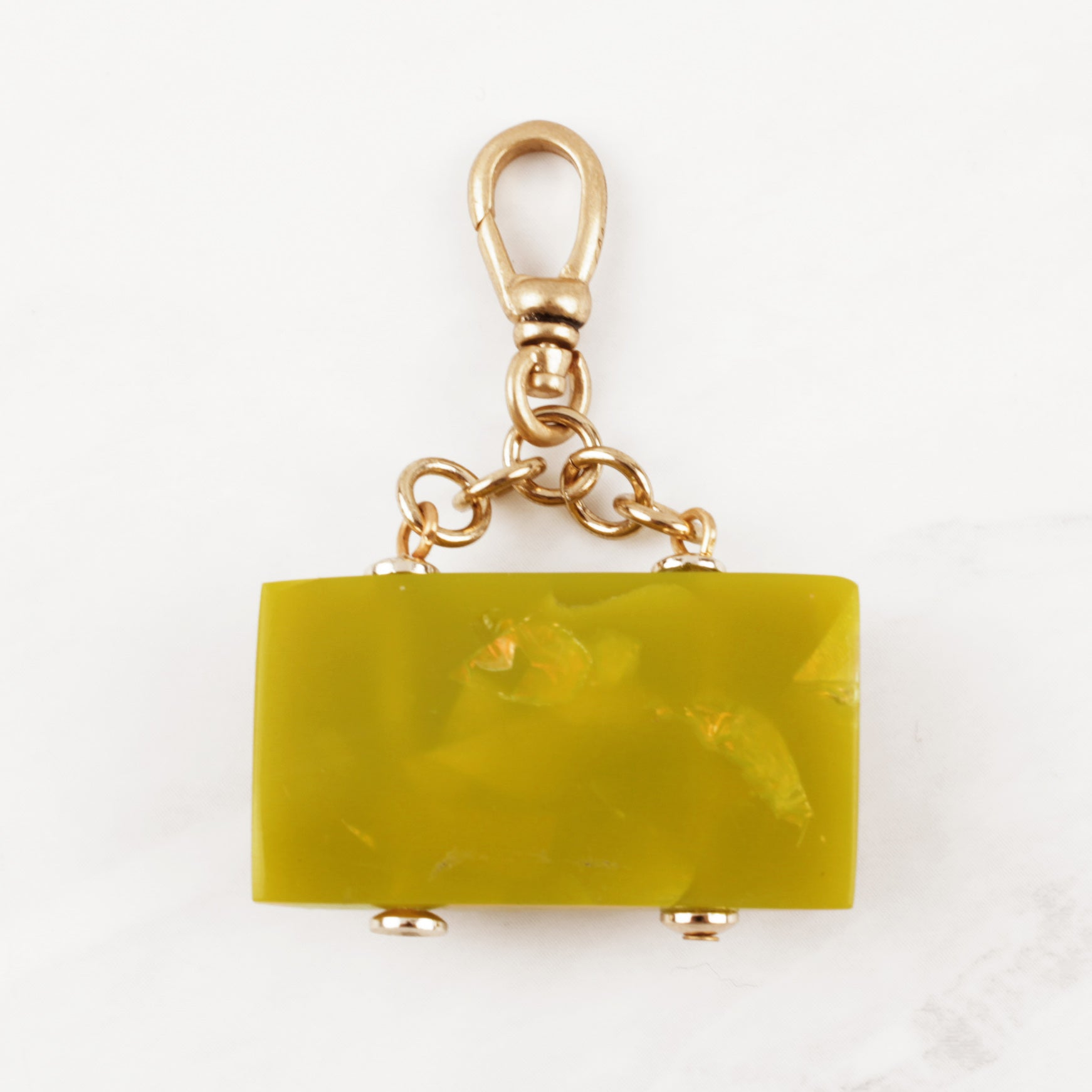 Vintage Chartreuse Charm