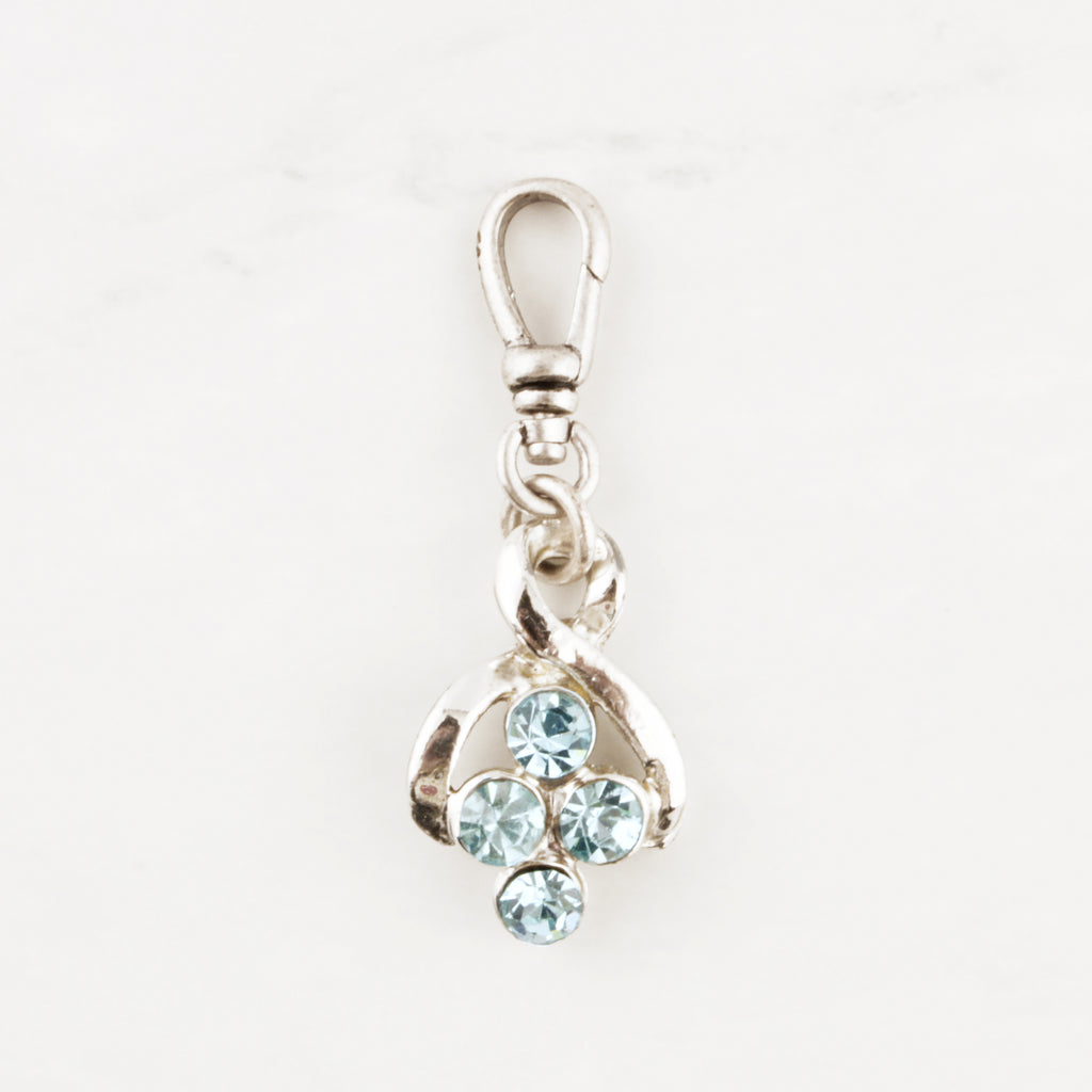 Vintage Vanoise Crystal Charm - Photo