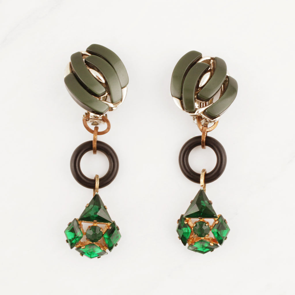 Vintage Anyte Passage Earrings
