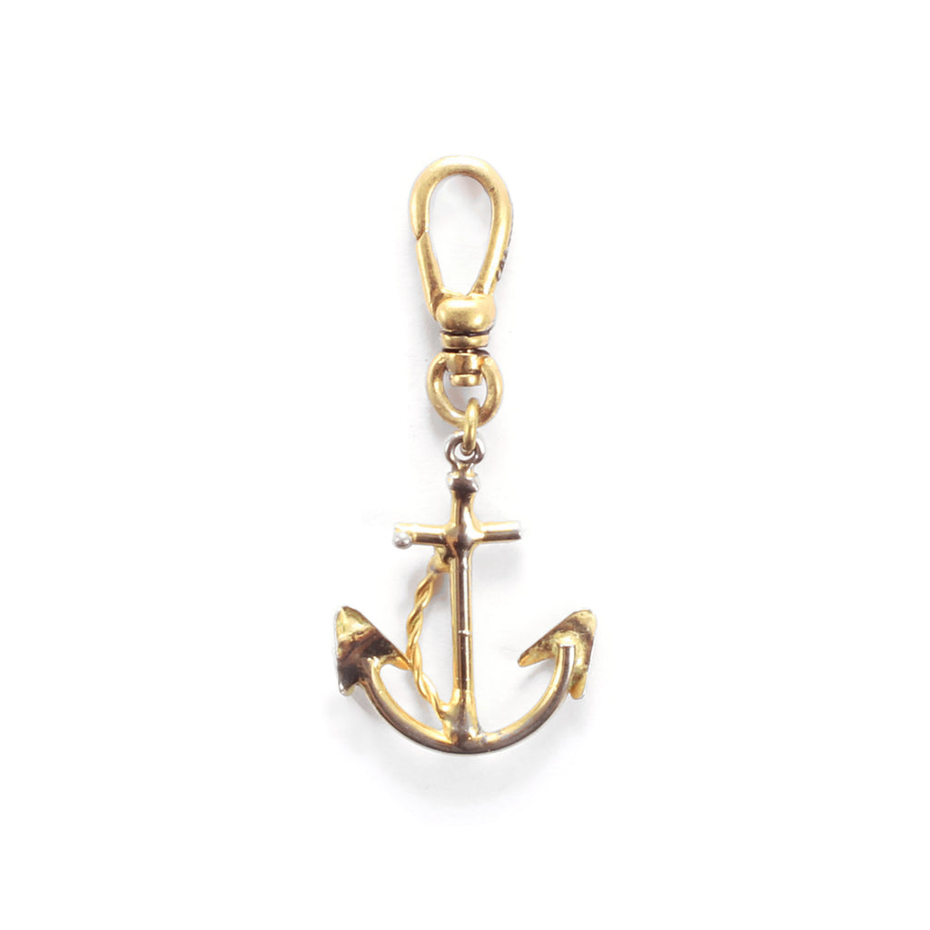 Vintage Anchor Charm - Photo
