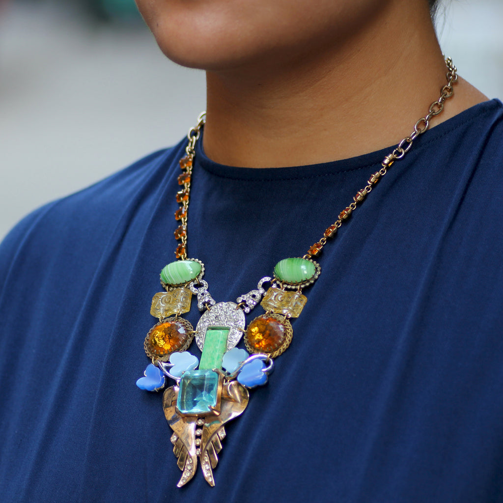 Vintage Arve Journey Necklace - Photo