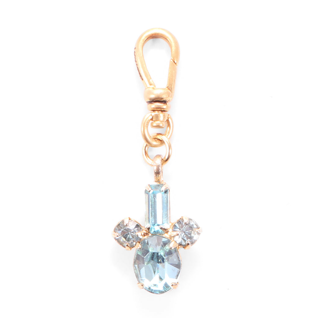 Vintage Crystal Dive Charm - Photo