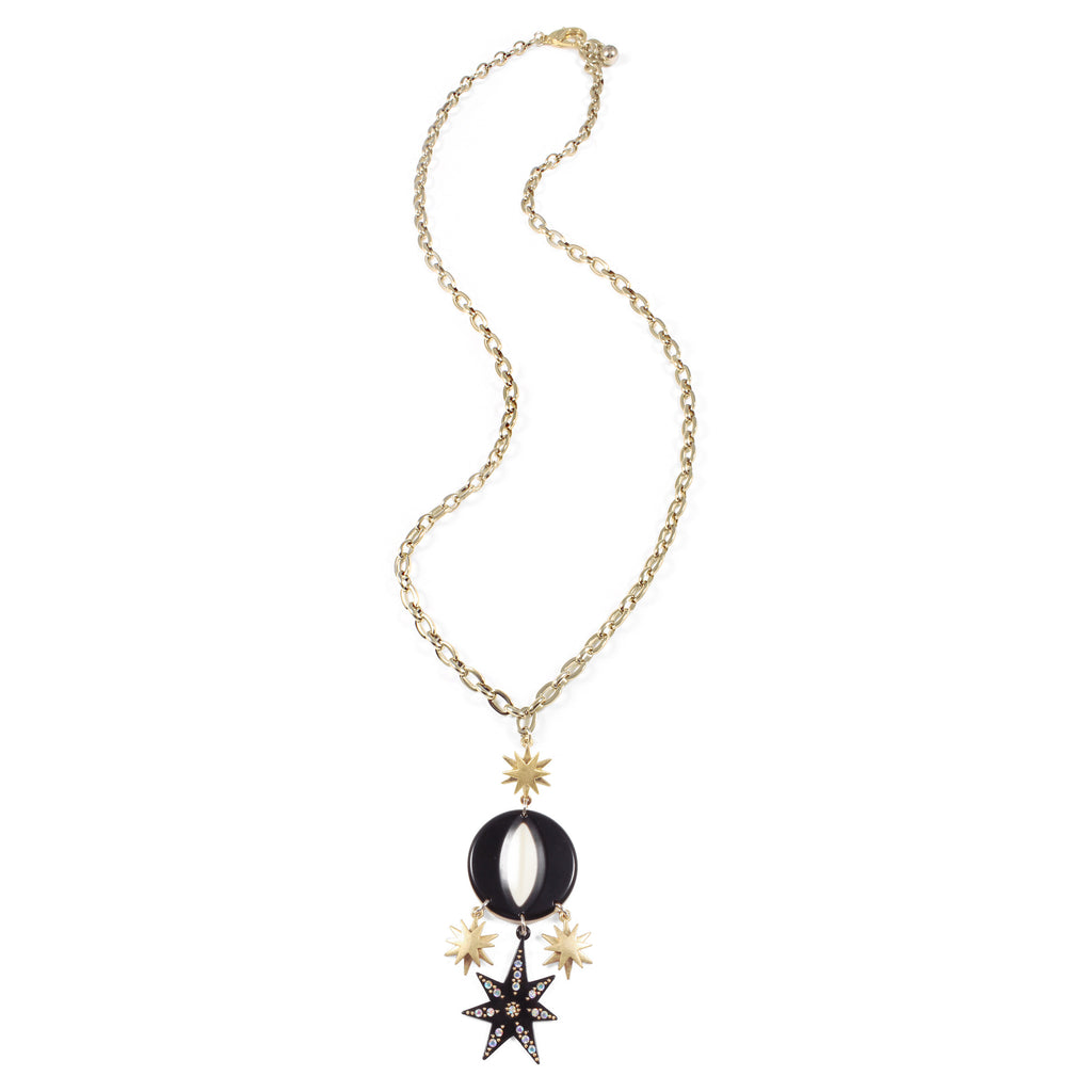 ORANA LONG PENDANT NECKLACE - Photo