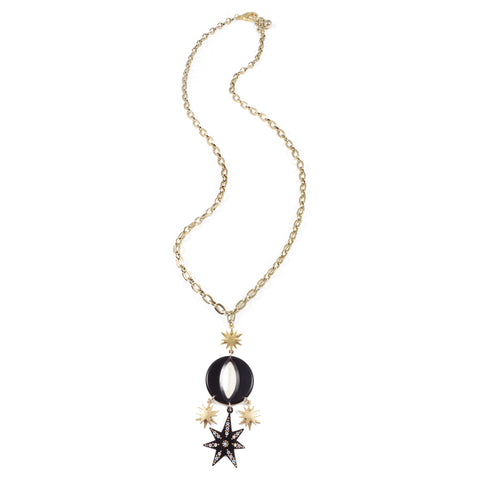 ORANA LONG PENDANT NECKLACE