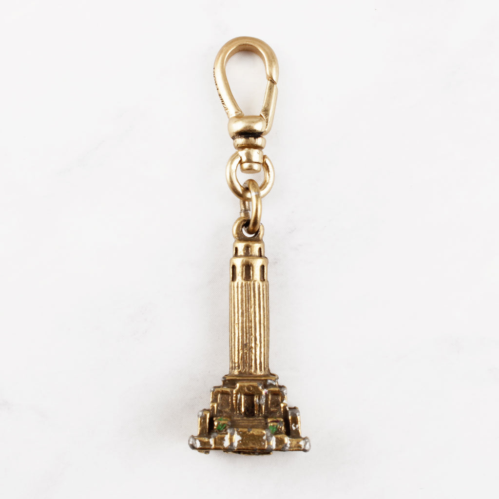 Vintage Coit Tower Charm