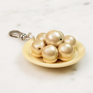 Vintage Layered Pearl Cluster
