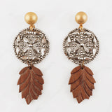 Vintage Henriette Journey Earrings