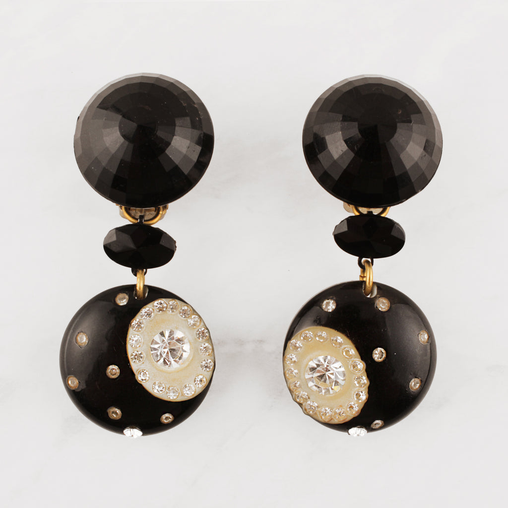 Vintage Bernadette Jaunt Earrings