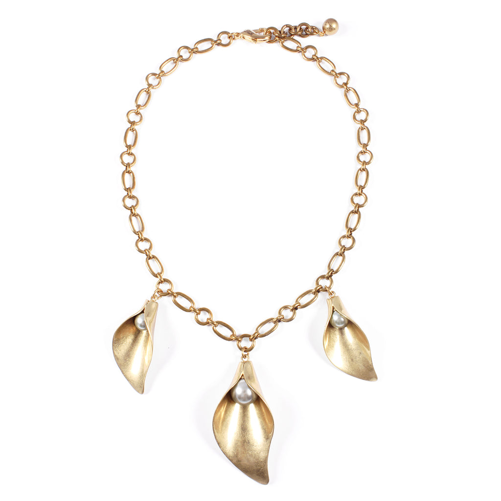 Jardin Drop Necklace - Photo