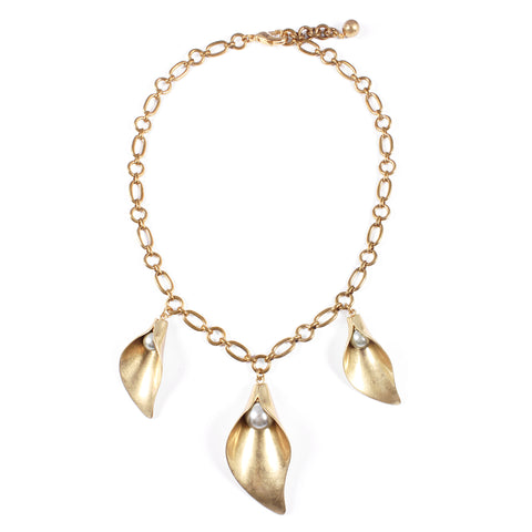 Jardin Drop Necklace
