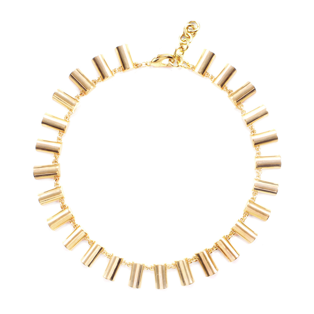Jane Fringe Necklace