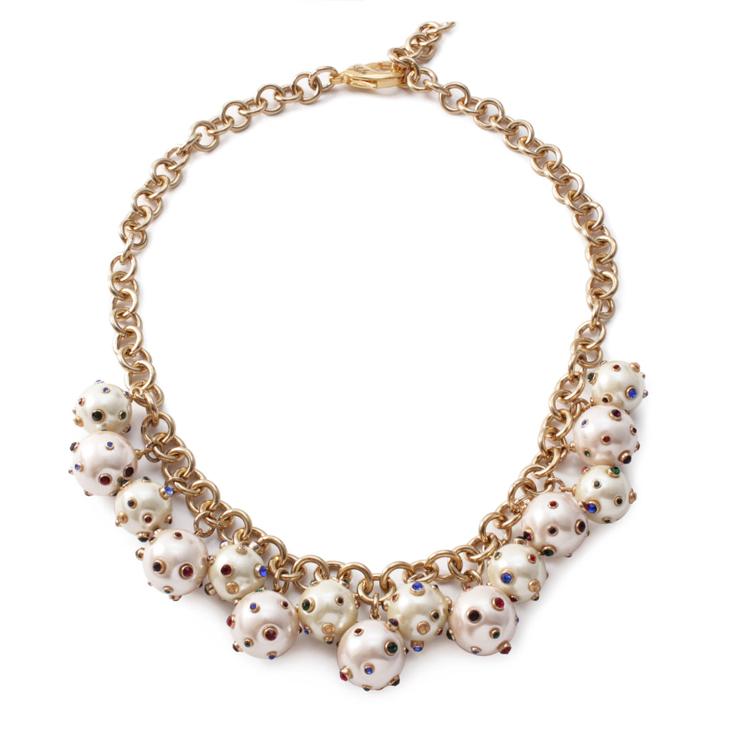 Boboli Cluster Midi Necklace