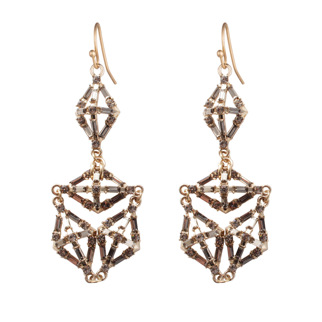 Proxima Statement Drop Earring