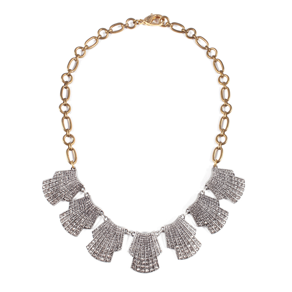 Deco Shell Necklace - Photo