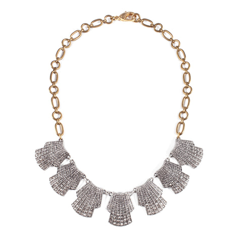 Deco Shell Necklace