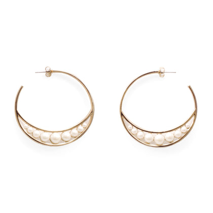 Kore Hoop Earrings