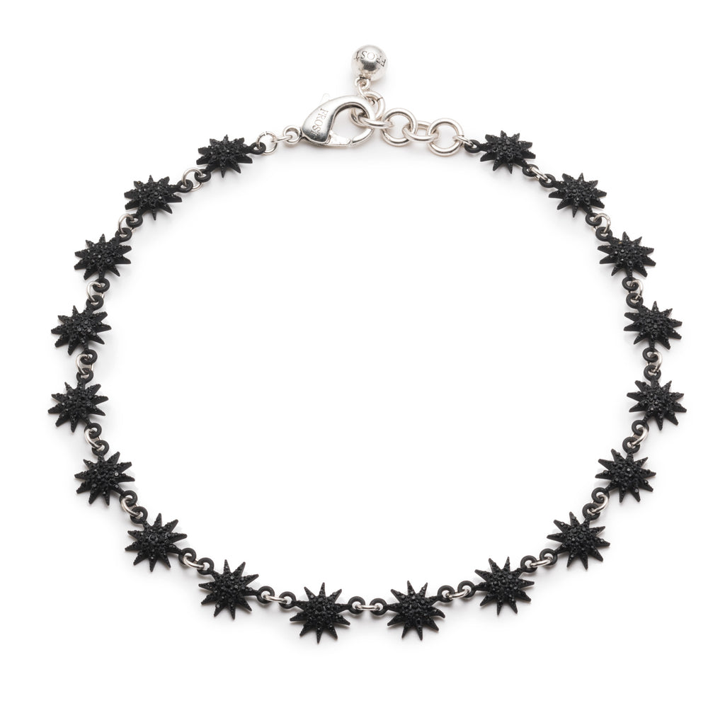 Electra Riviera Necklace - Black