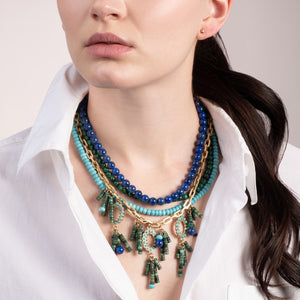 Piazza Statement Necklace