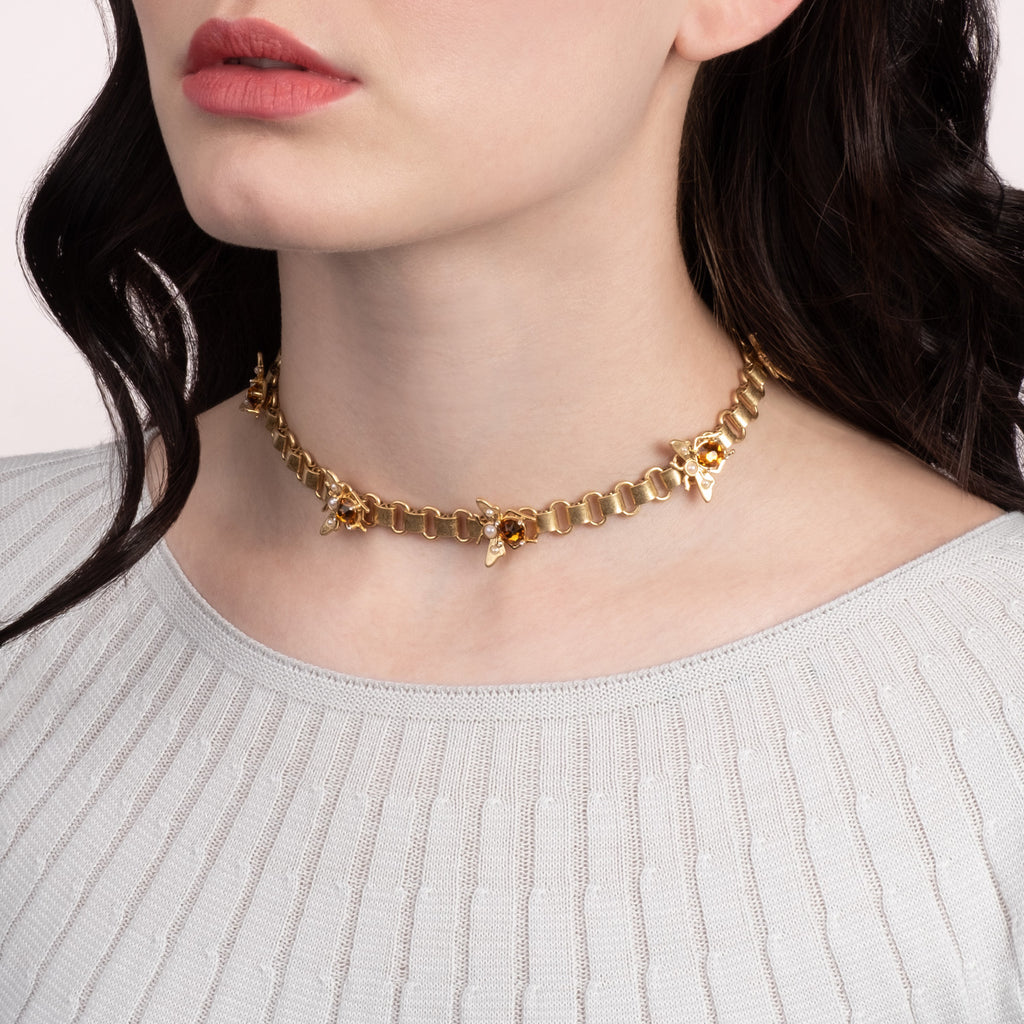 Carlotta Link Midi Necklace - Photo