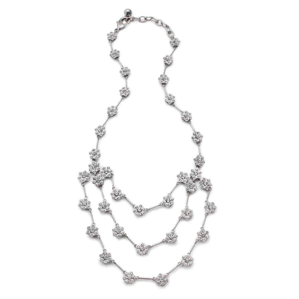 Frost Statement Necklace
