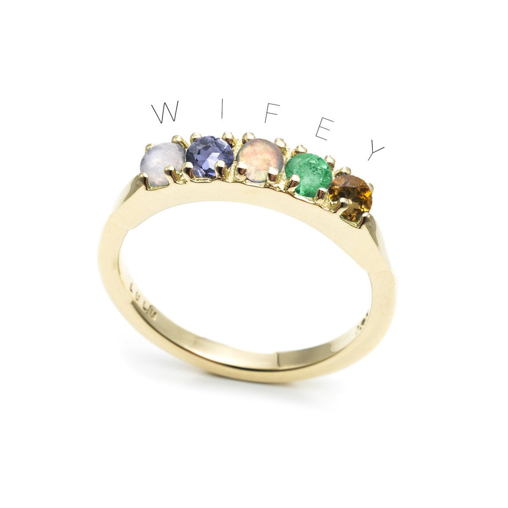 [CUSTOM] Custom Code Words Ring