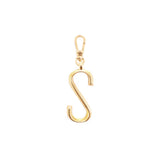 Plaza Letter S Charm - Small