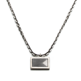George Frost Bravo Flag Reflective Pendant