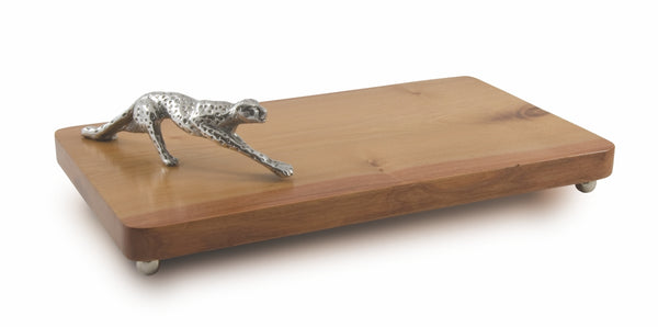 Cheetah Cheese Board (Hardwood)