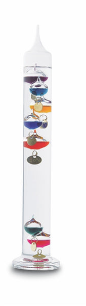 Galileo Thermometer - Medium - 30cm