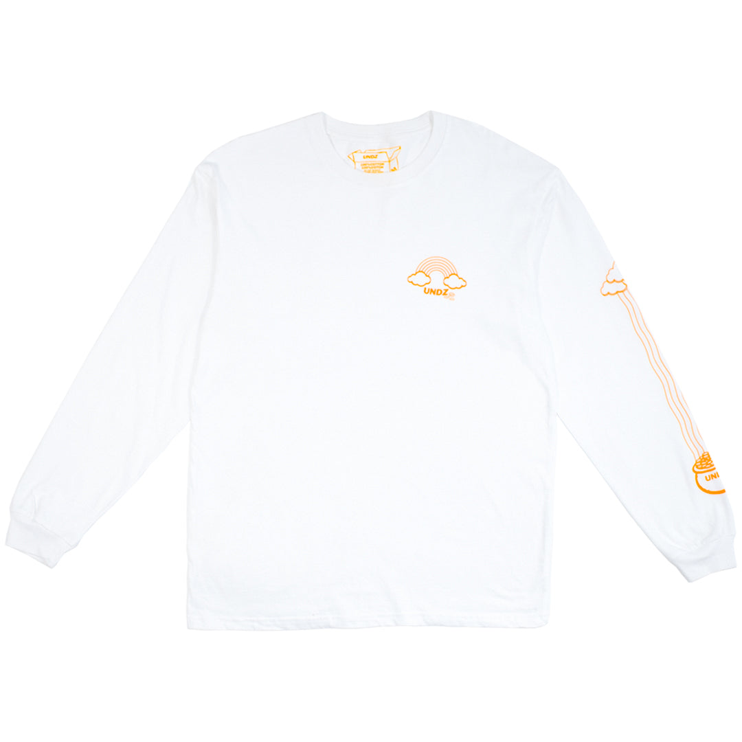 WHITE GOLD LONG SLEEVES - UNDZ Canada