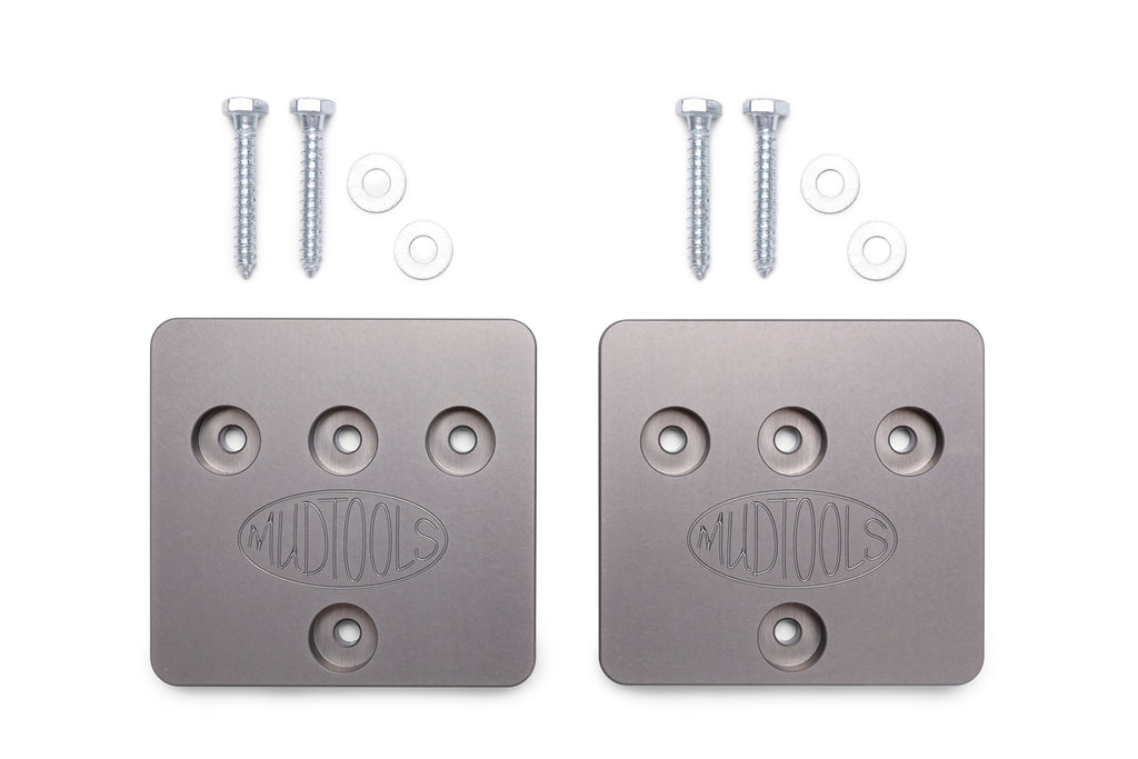Additional Extruder Mounting Hardware