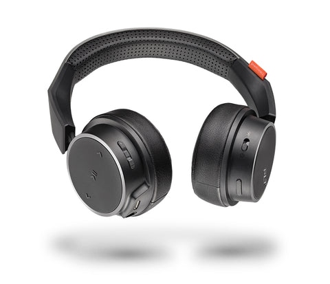 Plantronics BackBeat Fit 500 Headphone Black