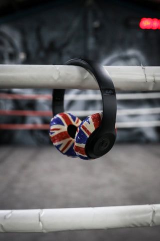 Brexit EarHugz Headphones Sweat