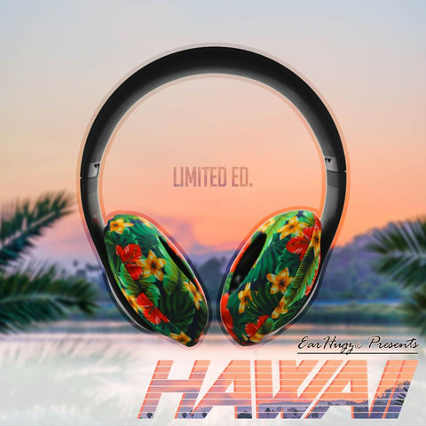Hawaii EarHugz Headphone Cover Sweat