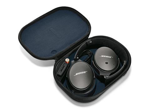 Bose QC wired headphones for jogging