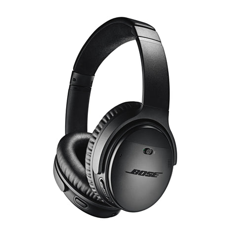Bodybuilding headphone Bose QuietComfort 35 II black