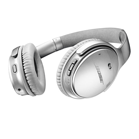 Bose QuietComfort 35 II Headphones in Silver