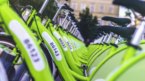 City Bikes for Exercise