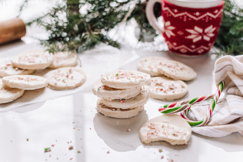 Christmas Biscuits and Hot Chocolate