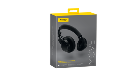 Jabra Move headphone