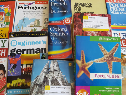 Foreign Language Text Books