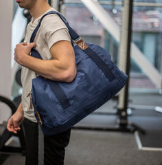 Present for Men who exercise: gym bag