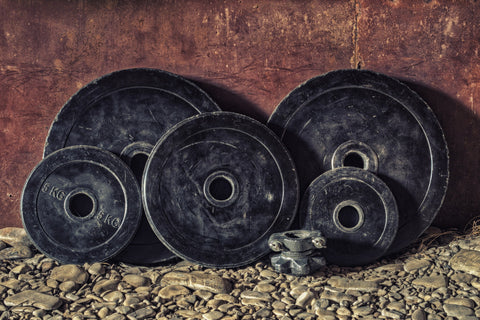 Dumbbell Weights Gym