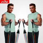Variable Resistance Bands Set