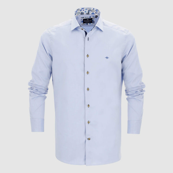 Camisa lisa slim fit 927800