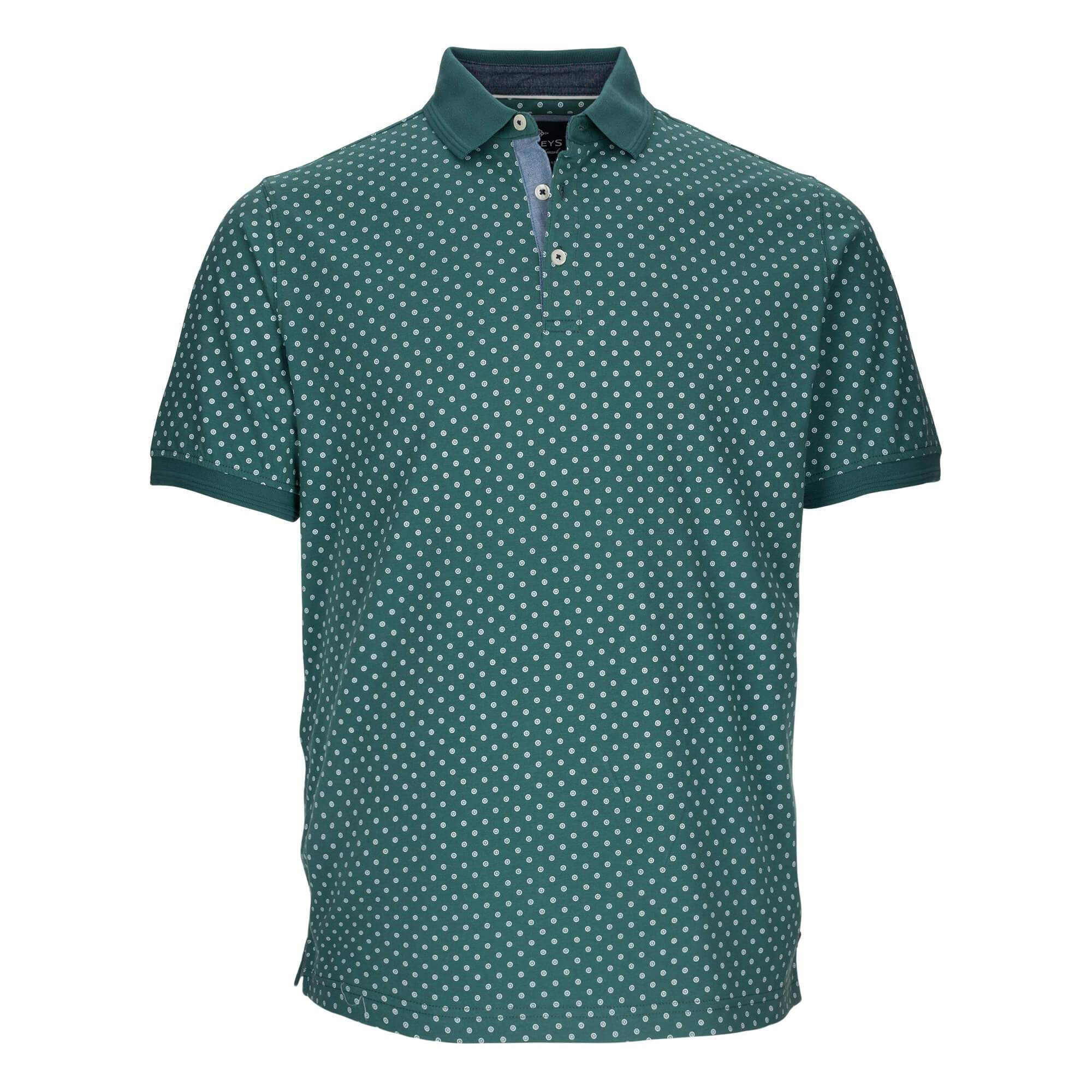 Polo estampado 815271