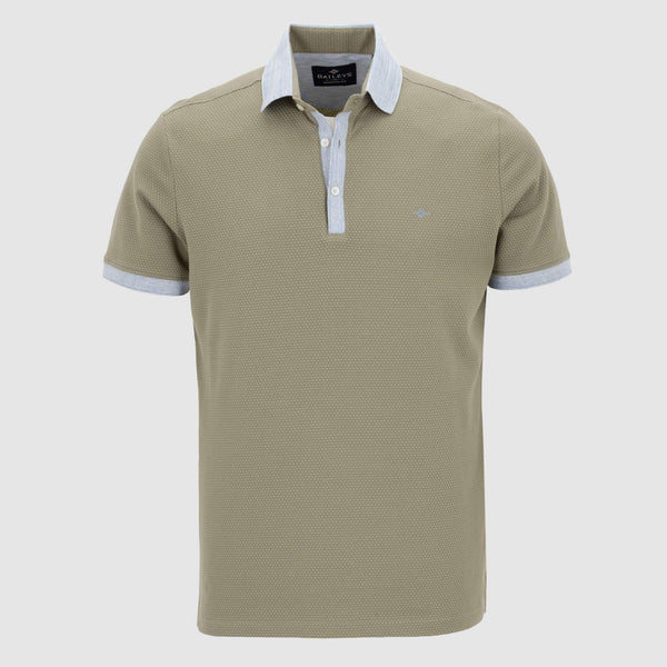Polo estructura slim fit 106593