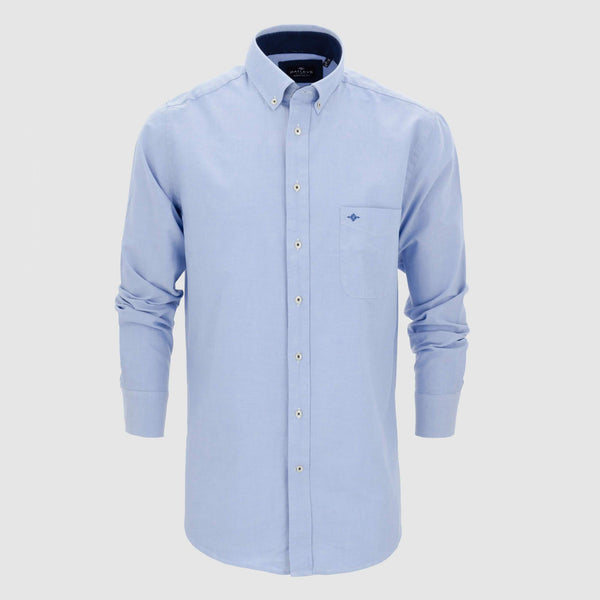 Camisa algodón oxford regular fit 927000