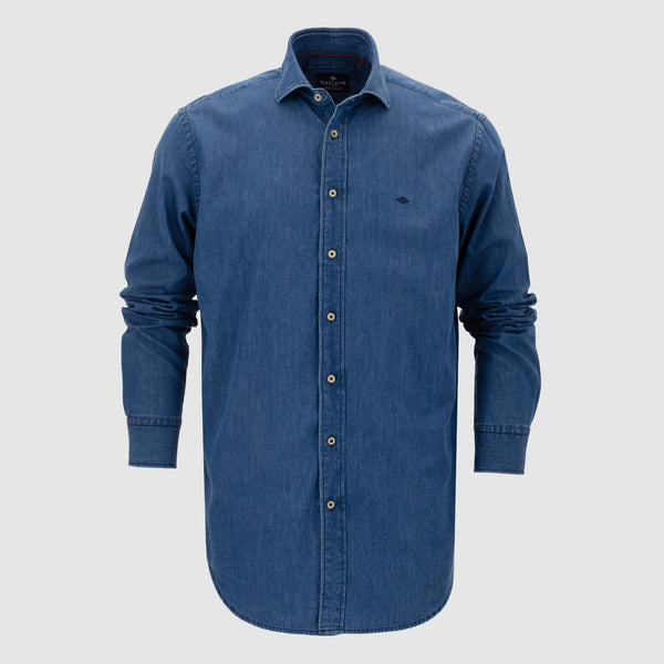 Camisa vaquera regular fit 107049