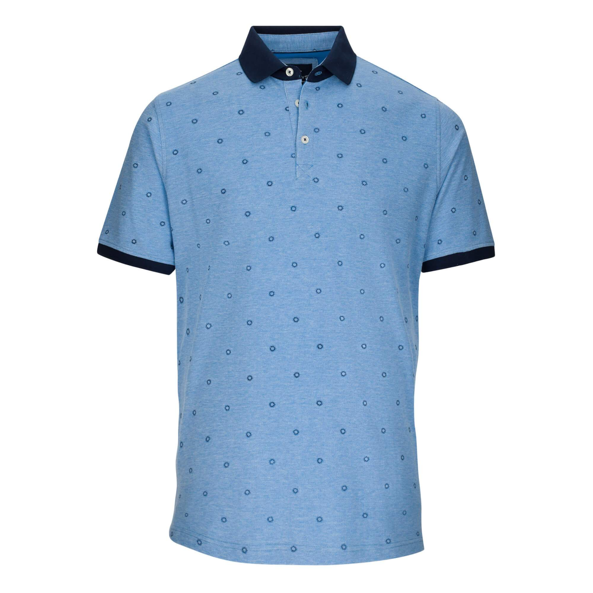 Polo estampado 815263